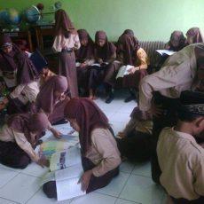 058 Wonosalam, Demak, Central Java – School Eco-Library