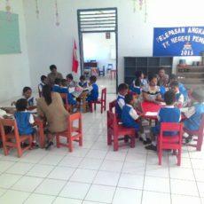 056 Saumlaki, West Southeast Maluku – School Eco-Library